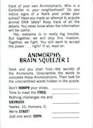 Aa handbook 5 animorphs brain squeezer