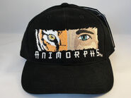 Animorphs baseball cap eyes jake tiger