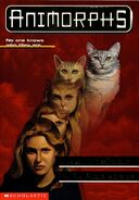 Animorphs (The Visitor) Updated Cover