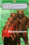 Animorphs 7 the stranger eliministern swedish cover