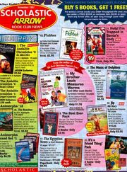 Scholastic arrow book orders november 1997