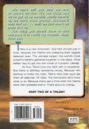 Animorphs 21 the threat back cover