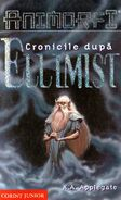 Animorphs ellimist chronicles animorfi Cronicile dupa Ellimist romanian cover