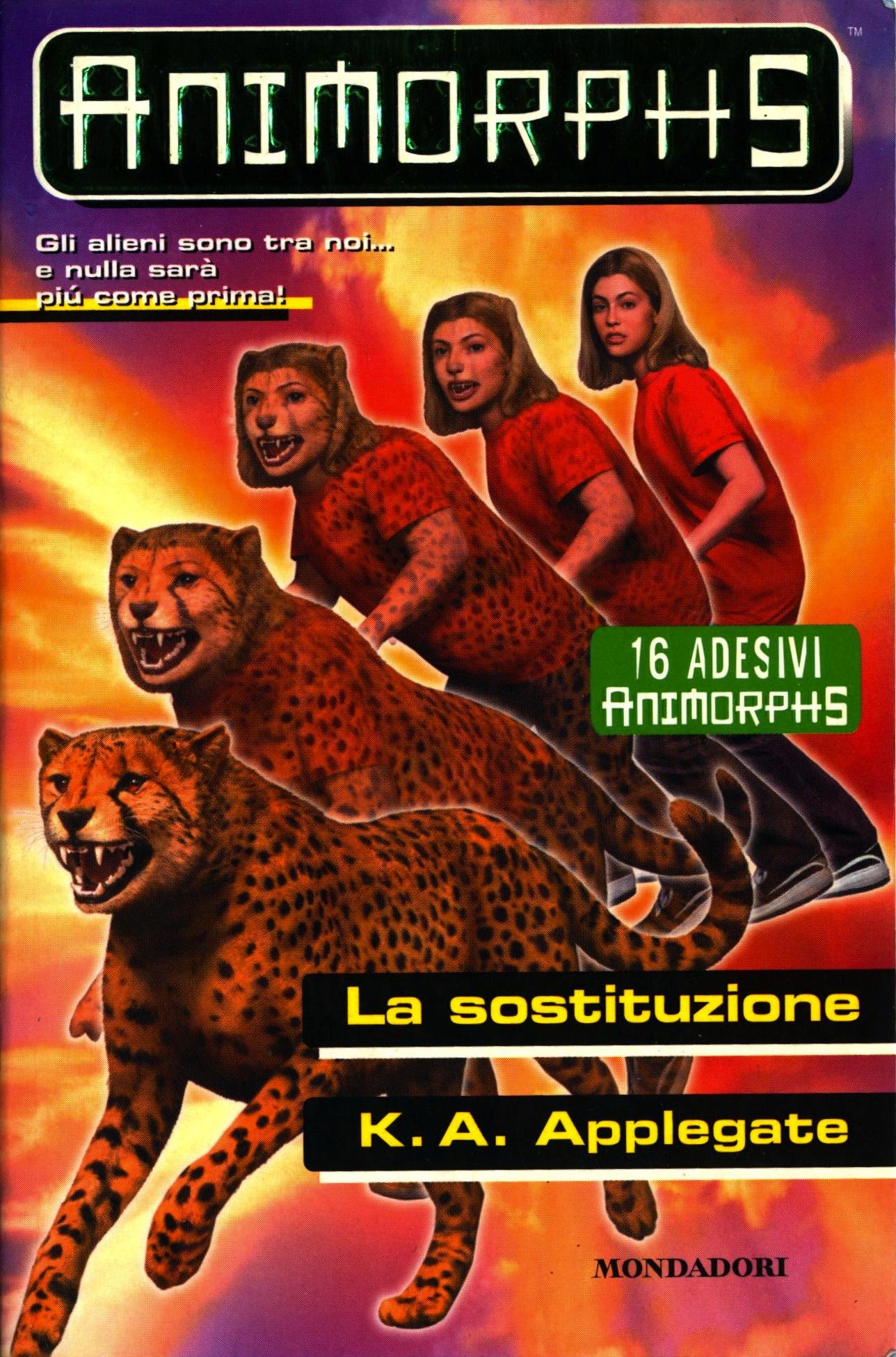 italian animorphs books seerowpedia fandom powered by wikia