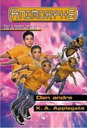 Animorphs 40 the other Den andre Norwegian cover