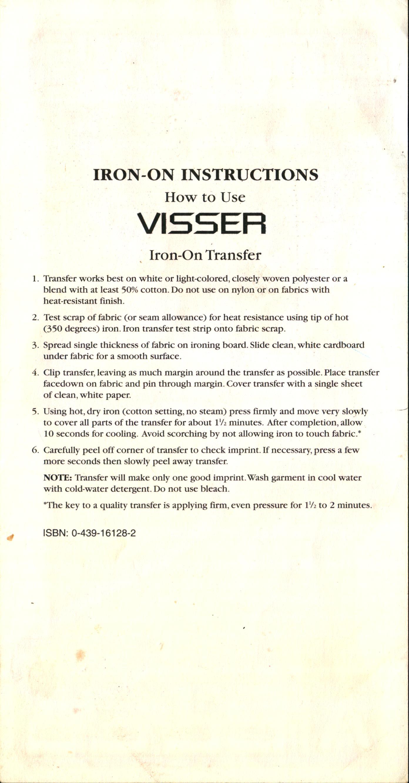 Image Visser Iron On Transfer Backg Seerowpedia Fandom