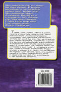 Animorphs 3 the encounter L incontro italian back cover