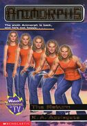 Animorphs 48 the return US front cover scan