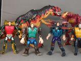 Animorphs: Transformers