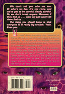 Megamorphs 2 time of dinosaurs jake back cover