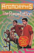 Animorphs 45 revelation uk cover