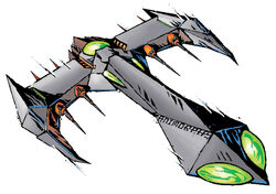 Bladeclr Blade Ship licensee illustration