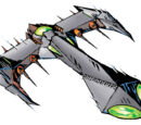Blade ship