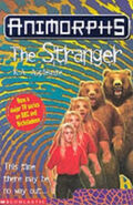 Animorphs 07 the stranger UK cover 1999 edition