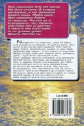 Animorphs 16 the warning L avvertimento italian back cover
