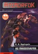 Animorphs 3 the encounter hungarian