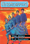 Animorphs 8 (The Alien) E-Book Cover