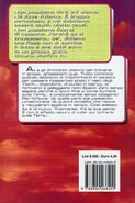Animorphs 18 the decision La decisione italian back cover