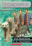 Animorphs 25 The Extreme ebook cover