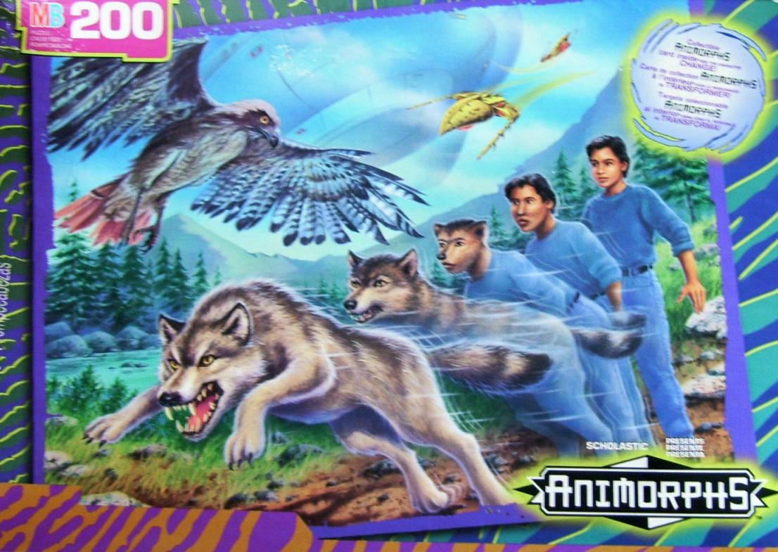 Image - Marco wolf animorphs hasbro jigsaw puzzle.jpg | Seerowpedia ...