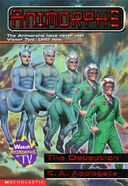 Animorphs 46 the deception front cover high res