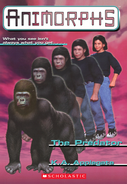 Animorphs 5 (The Predator) E-Book Cover