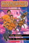 Animorphs 40 the other ebook cover