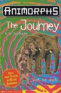 Animorphs 42 journey UK cover