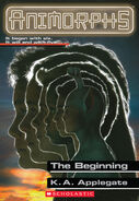 Animorphs the beginning book 54 front cover hi res