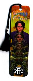 Jake antioch tassled bookmark dont morph book 6