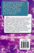 Animorphs 13 the change La trasformazione italian back cover
