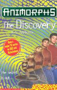 Animorphs 20 the discovery UK cover another