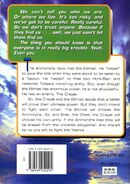 Book 26 back cover scholastic edition