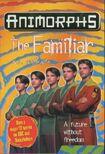 Animorphs 41 the familiar UK cover