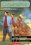 Animorphs 21 The Threat ebook cover