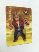 Rachel morph card (bear)