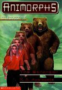 Animorphs 7 (The Stranger) Updated Cover