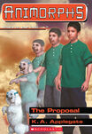 Animorphs 35 the proposal ebook cover