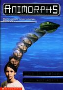 Animorphs 1 Later Printing Cover