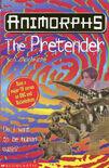 Animorphs 23 the pretender UK cover
