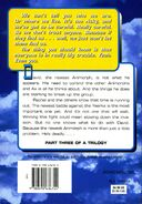 Animorphs 22 the solution back cover