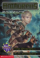 Animorphs 49 the diversion front cover high res