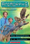 Animorphs 31 The Conspiracy ebook cover
