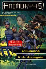 Animorphs 33 illusion italian cover
