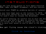 Hawk Rescue (game)