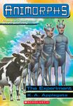 Animorphs 28 the experiment ebook cover