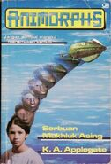 Animorphs 1 the invasion serbuan makluk asing indonesian cover