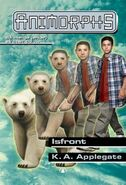 Animorphs 25 the extreme Isfront Norwegian cover