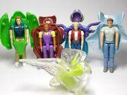 5 tacomorph toys