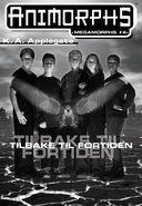Megamorphs 4 Back to Before Tilbake Til Fortiden Norwegian cover